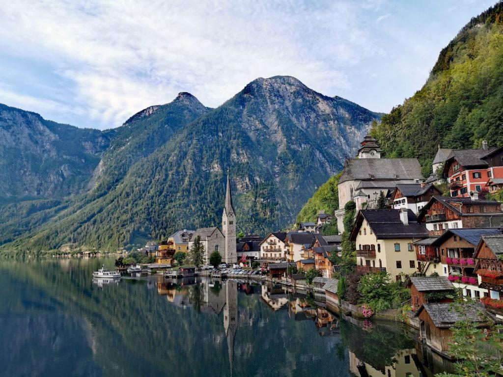 Hallstatt - einer der bekanntesten Orte in Österreich