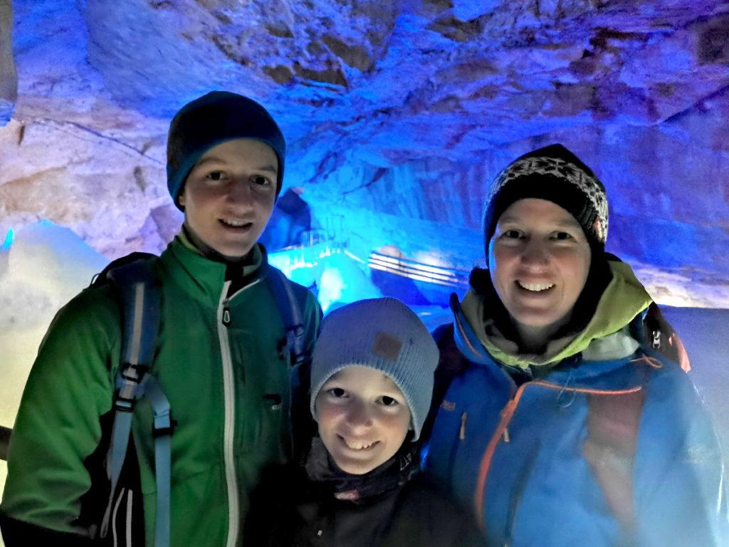 Unser Besuch in der Dachstein Eishöhle